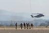 USA 2011 - MCAS Miramar Air Show - Marine Air-Ground Task Force Demo (MAGTF)<br /> CH-53E Super Stallion (background)