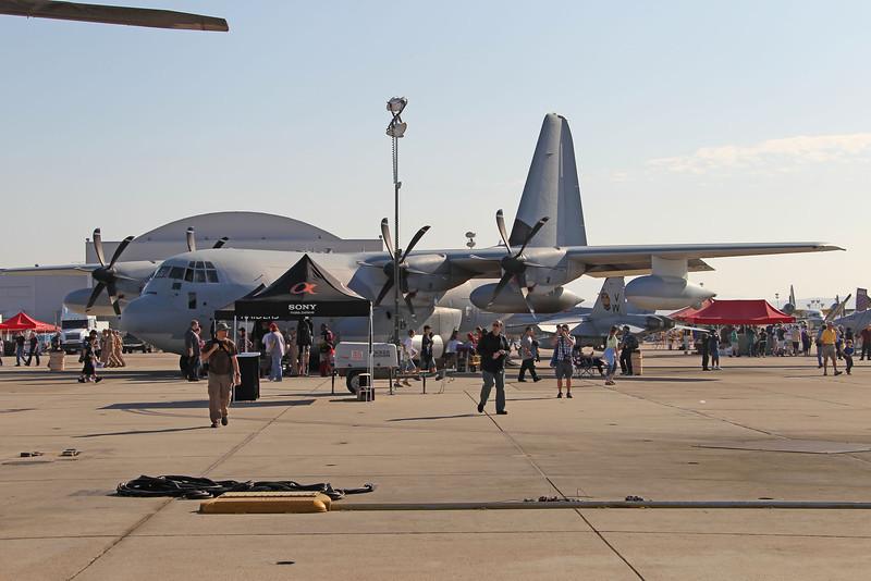 USA 2011 - MCAS Miramar Air Show - C-130J Super Hercules