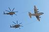 USA 2011 - MCAS Miramar Air Show - Marine Air-Ground Task Force Demo (MAGTF)<br /> KC-130J Super Hercules / CH-53E Super Stallion