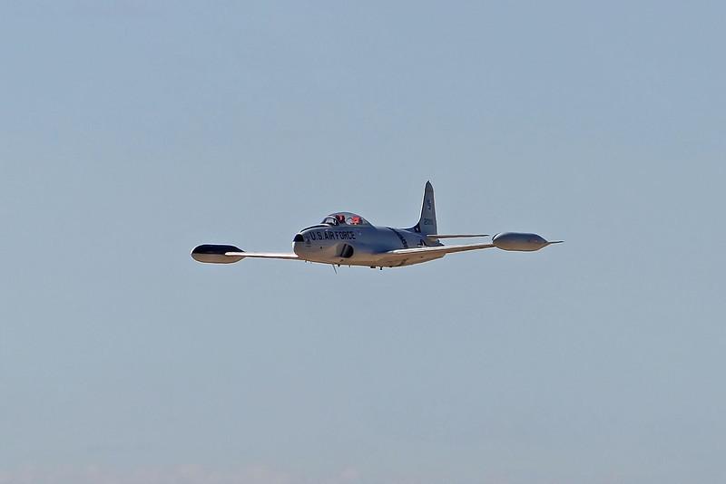 USA 2011 - MCAS Miramar Air Show - T-33 Shooting Star Demo