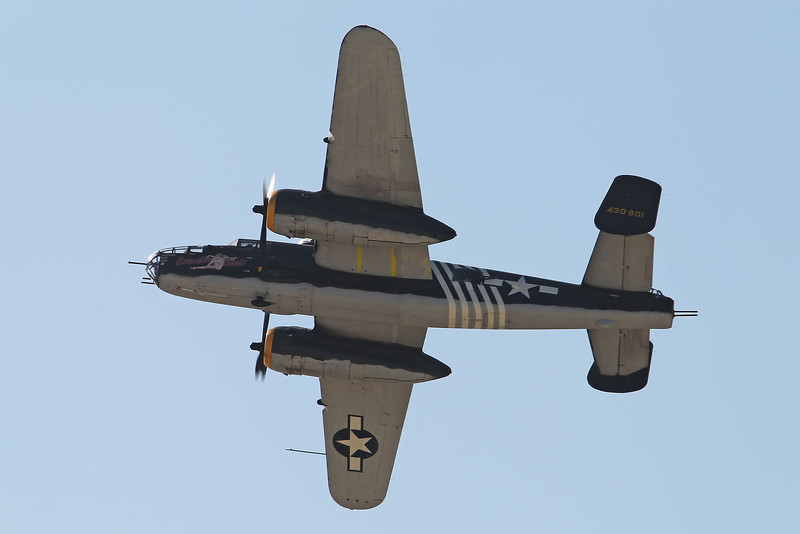 USA 2011 - MCAS Miramar Air Show - B-25 Mitchell