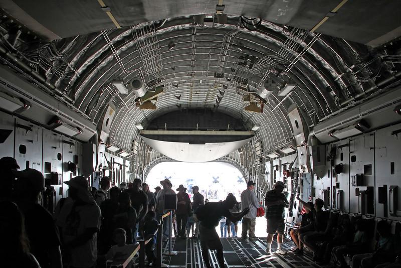 USA 2011 - MCAS Miramar Air Show - C-17 Globemaster