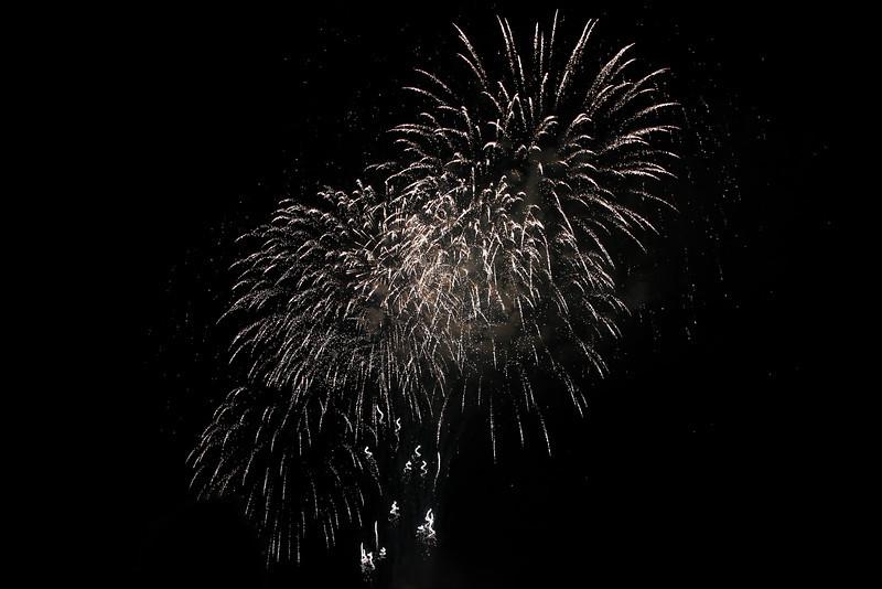 USA 2011 - MCAS Miramar Air Show - Twilight Show - Fireworks