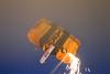 USA 2011 - MCAS Miramar Air Show - Twilight Show<br /> US Army Golden Knights Parachute Team