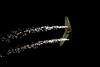 USA 2011 - MCAS Miramar Air Show - Twilight Show<br /> Dan Buchanan's Special Effects Hang Glider