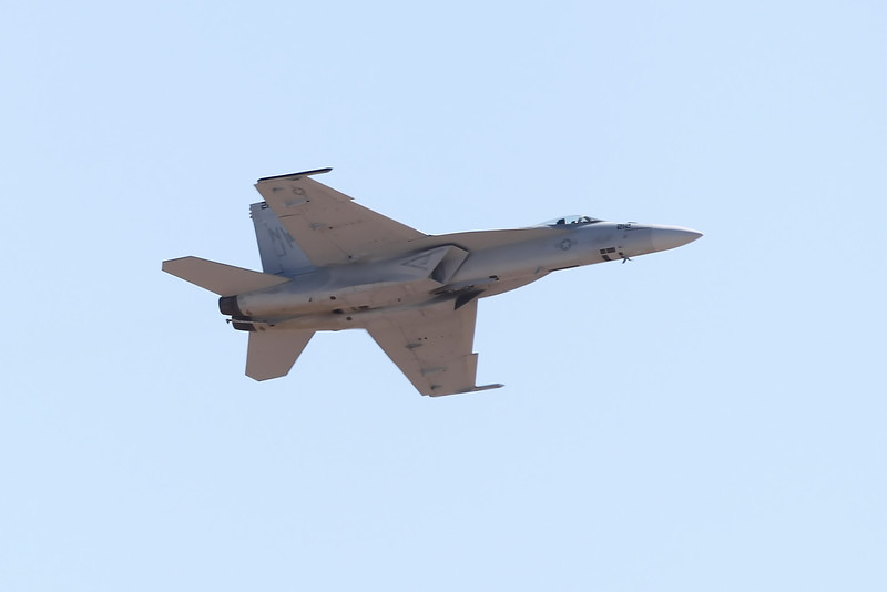 USA 2011 - MCAS Miramar Air Show - F/A-18 Super Hornet Demo
