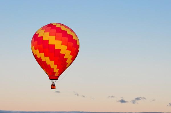 Adirondack Balloon Festival September 2012