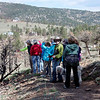 Four Mile Canyon burn areaBoulder Newcomers Club Hike