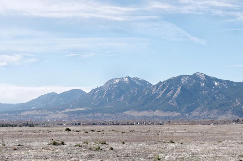Boulder Newcomers' Club Hike