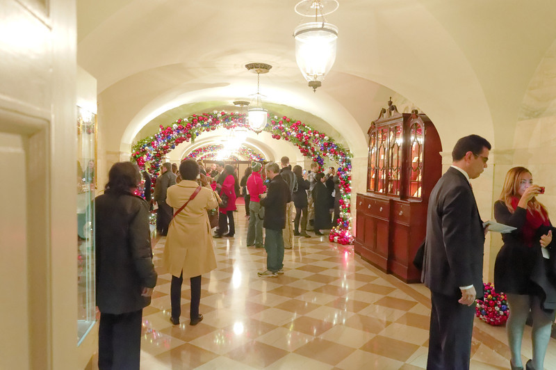 Ground Floor Corridor, White House