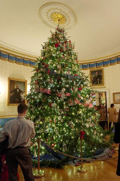 Blue Room, White House