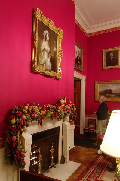 Red Room, White House