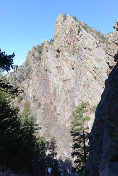 BNC Hike - Fowler Trail/Eldorado Canyon
