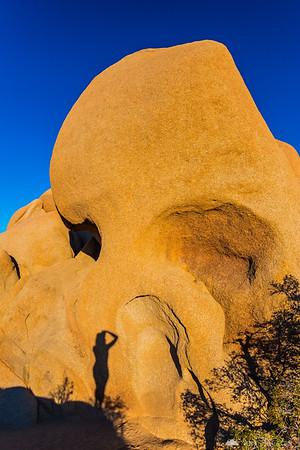 Scull Rock, Joshua Tree NP