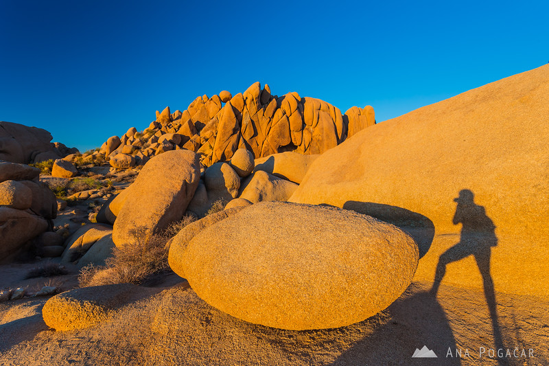 Giant Marbles, Joshua Tree NP