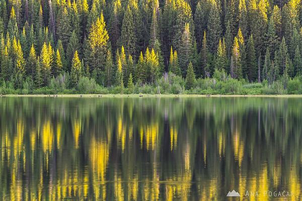 Lost Lake, near Crested Butte, Colorado