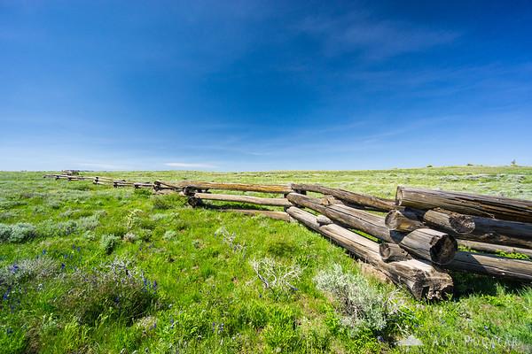 The plateau of Grand Mesa