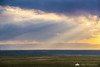 Dramatic light at Great Sand Dunes NP, Colorado