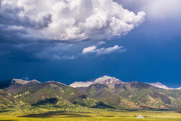 Dark skies, Colorado