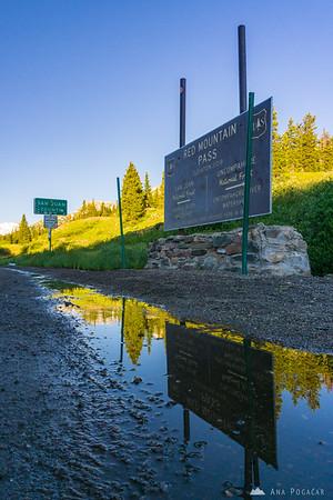 Red Mountain Pass, Colorado