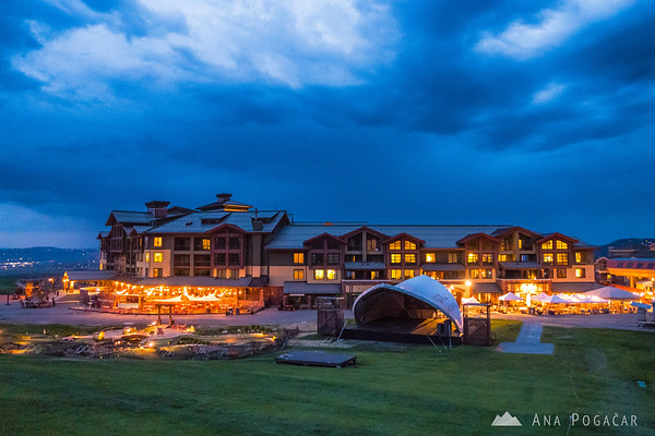 Canyons Resort, Park City, Utah