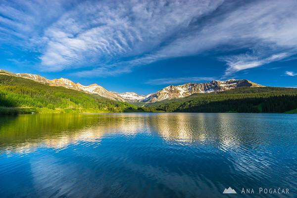 Trout Lake, San Juan Mountains, Colorado