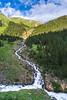 On the road to Animas Forks, San Juan Mountains, Colorado