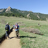 BNC hike at Chautauqua