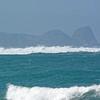 Pu'u Koa'e (aka Sugarloaf) from Baldwin Beach, North Shore
