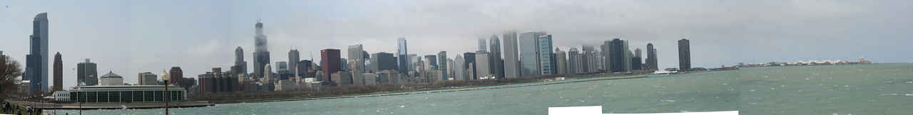 Chicago from Adler planetarium