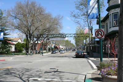 Pleasanton CA