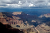 Looking west from Mohave Point, Grand Canyon, 13 September 2006