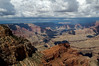 Looking west from near Hopi Point, Grand Canyon, 13 September 2006