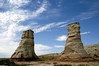 Landform landmarks 3: Elephant Feet, Tonolea, Arizona, 13 September 2006