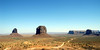 Monument Valley: classic view, 13 September 2006
