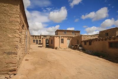 Acoma Pueblo (Sky City), New Mexico, USA.