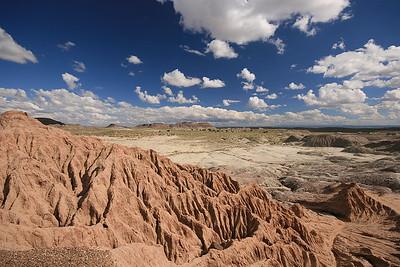 Petrified Forest National Park, Arizona, USA.