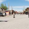 Oatman, historic mining town on Route 66, Arizona, USA
