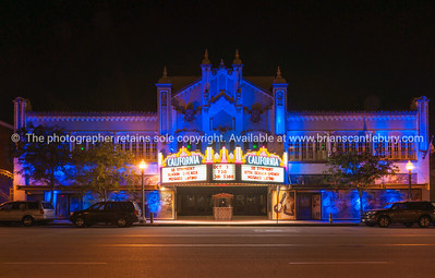 California Theatre of the Performing Arts