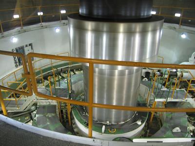 Aandrijfas turbine