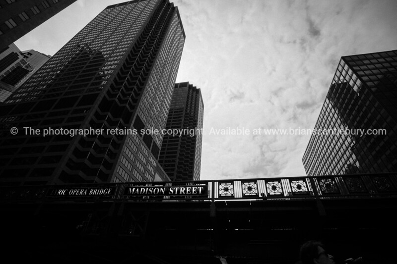 Architecture and cityscapes of  Chicago, Illinois, USA.
