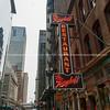 Berghoff Restaurant on West Adams Chicago.