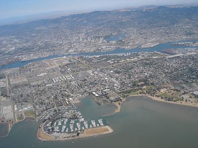 Leaving Oakland