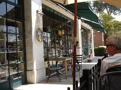 Cafe in South Pasadena