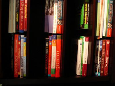 Mary's Sociology books