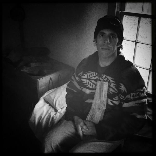 11/28/10 - Thoreau's Cabin
