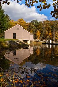 Boat House, Seneca Creek State Park