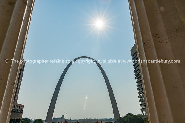 St Louis, architecture, Missouri,USA.