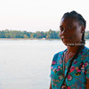 Posing Mississippi Riverside Hannibal Missouri USA