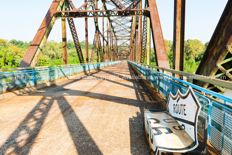 Chain of Rocks Bridge Route 66 St Louis Missouri USA